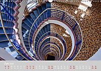 Hamburger Treppenspiralen (Wandkalender 2019 DIN A3 quer) - Produktdetailbild 6