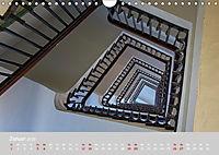 Hamburger Treppenspiralen (Wandkalender 2019 DIN A4 quer) - Produktdetailbild 1
