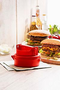 """Hamburgerpresse """"Füllbar"""" - Produktdetailbild 1"""