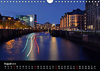 Hamburgs Brücken bei Nacht (Wandkalender 2019 DIN A4 quer) - Produktdetailbild 8
