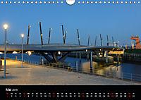Hamburgs Brücken bei Nacht (Wandkalender 2019 DIN A4 quer) - Produktdetailbild 5