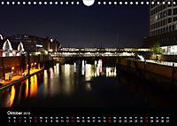Hamburgs Brücken bei Nacht (Wandkalender 2019 DIN A4 quer) - Produktdetailbild 10