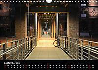Hamburgs Brücken bei Nacht (Wandkalender 2019 DIN A4 quer) - Produktdetailbild 9