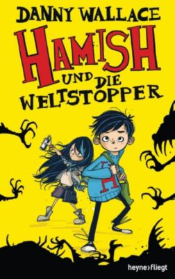 Hamish: Hamish und die Weltstopper, Danny Wallace