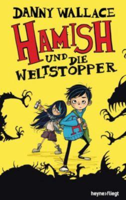 Hamish und die Weltstopper, Danny Wallace