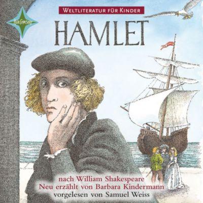 Hamlet, 1 Audio-CD, Barbara Kindermann