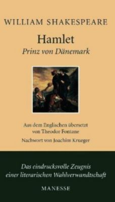 Hamlet, Prinz von Dänemark - William Shakespeare |