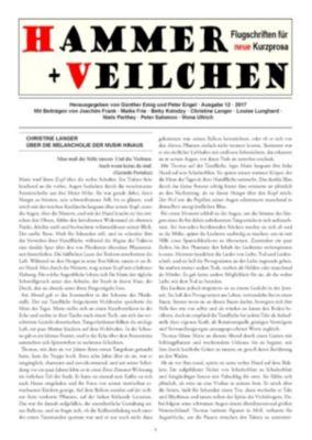 Hammer + Veilchen: Hammer + Veilchen Nr. 12, Günther Emig