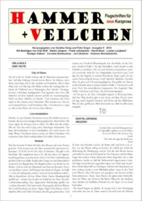 Hammer + Veilchen: Hammer + Veilchen Nr. 8