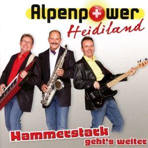 Hammerstark Geht'S Weiter, Alpenpower Heidiland