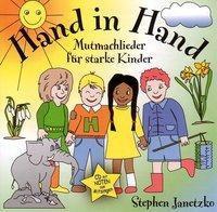 Hand in Hand, 1 Audio-CD, Stephen Janetzko