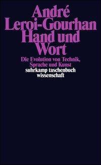 Hand und Wort, Andre Leroi-Gourhan