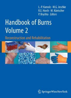 Handbook of Burns Volume 2, Lars-Peter Kamolz, Markus Küntscher, Pavel Brychta