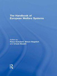 Handbook of European Welfare Systems