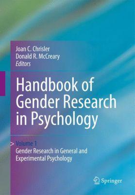 Handbook of Gender Research in Psychology