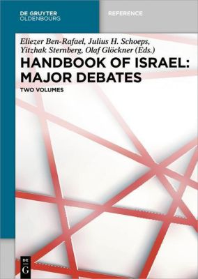 Handbook of Israel: Major Debates, 2 Vols.