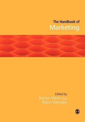 Handbook of Marketing, Barton A. Weitz