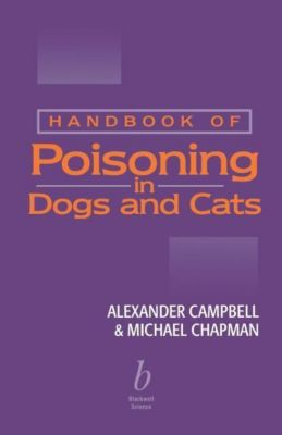 Handbook of Poisoning in Dogs and Cats, Alexander Campbell