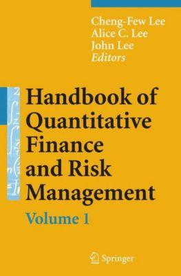 Handbook of Quantitative Finance and Risk Management, 3 Teile