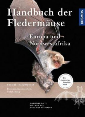 Handbuch der Fledermäuse Europas und Nordwestafrikas -  pdf epub