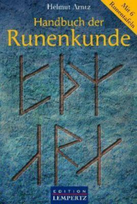 Handbuch der Runenkunde, Helmut Arntz