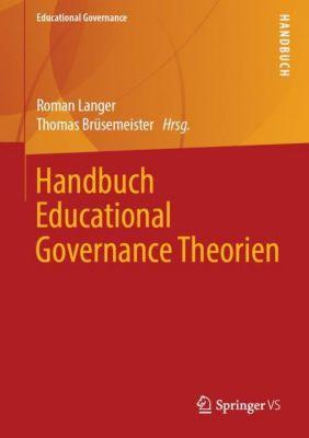Handbuch Educational Governance Theorien