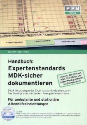 Handbuch: Expertenstandards MDK-sicher dokumentieren, m. CD-ROM - Sandra Herrgesell pdf epub
