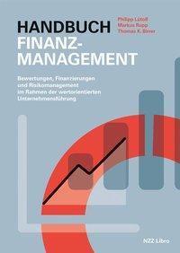 Handbuch Finanzmanagement, Philipp Lütolf, Markus Rupp