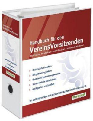Handbuch für den Vereinsvorsitzenden, Heinz-Wilhelm Vogel