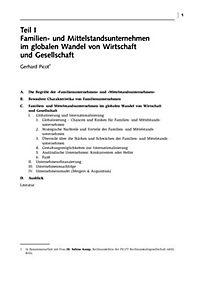 Handbuch für Familien- und Mittelstandsunternehmen - Produktdetailbild 1