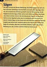 Handbuch Holzarbeiten - Produktdetailbild 4