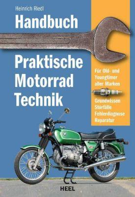 Handbuch praktische Motorradtechnik, Heinrich Riedl