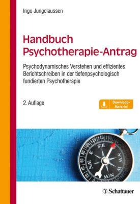 Handbuch Psychotherapie-Antrag, Ingo Jungclaussen