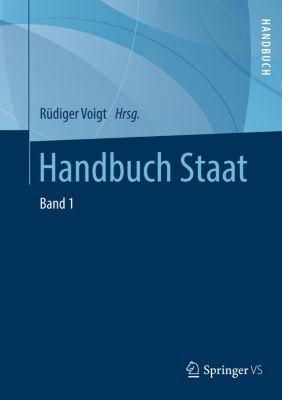 Handbuch Staat, 2 Bde.