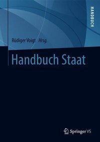 Handbuch Staat, 3 Bde.