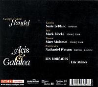 Handel: Acis & Galatea - Produktdetailbild 1