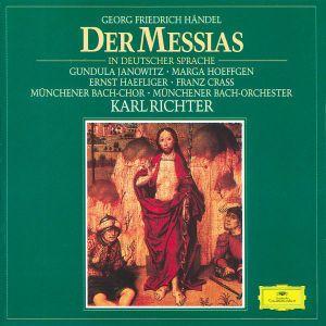 Handel: Der Messias, Janowitz, Höffgen, Richter, Mbo
