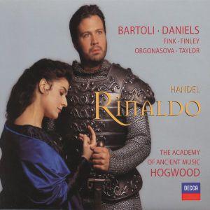 Handel: Rinaldo - complete opera (Original 1711 Version) (CD1 of 3), Bartoli, Daniels, Hogwood, Aam
