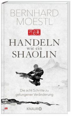 Handeln wie ein Shaolin, Bernhard Moestl