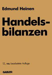 Handelsbilanzen, Edmund Heinen