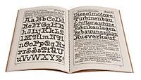 Handgeschriebene Schriften - Produktdetailbild 1