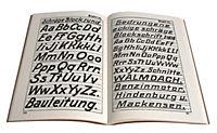 Handgeschriebene Schriften - Produktdetailbild 2