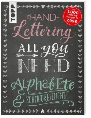 Handlettering All you need - frechverlag |
