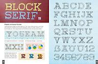 Handlettering. Die 33 schönsten Alphabete - Produktdetailbild 2