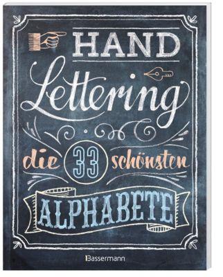 Handlettering. Die 33 schönsten Alphabete, Norbert Pautner