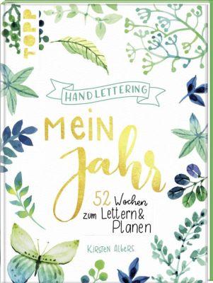 Handlettering: Mein Jahr - Kirsten Albers |