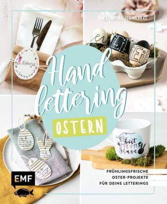 Handlettering Ostern - Katharina Schmiedicke |