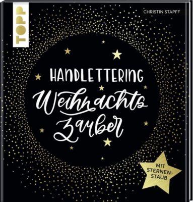 Handlettering Weihnachtszauber - Christin Stapff |