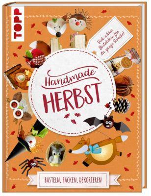 Handmade Herbst. Basteln, Backen, Dekorieren -  pdf epub