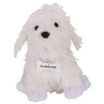 Handpuppe Hund Klabauter, Peggy Diggledey, goki